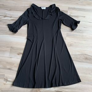AGB Dress Byer California Black Dress Size 6